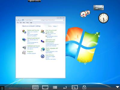 Phần mềm Remote Desktop trên iphone và ipad
