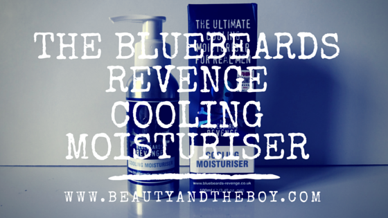 The Bluebeard Revenge Cooling Moisturiser Review
