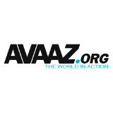 week for peace image - logo of avaaz.org