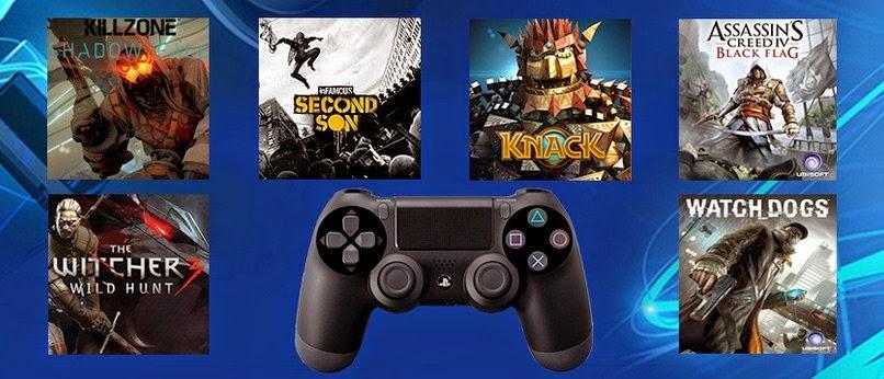 Kumpulan Game Terbaik PS4 Yang Harus Anda Download Dan Miliki