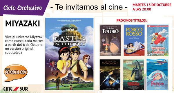 """Concurso """"El Castillo en el Cielo"""""""