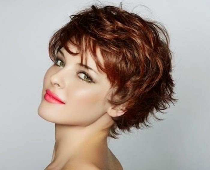 Layered Short Bob with Textured Ends