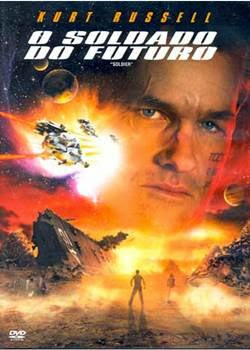 Filme O Soldado do Futuro RMVB Dublado + AVI Dual Áudio + Torrent DVDRip   Baixar Torrent