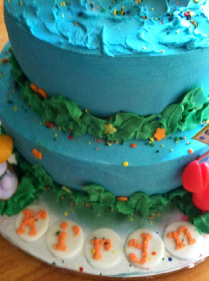 Birthday Cake Ki Images : Introducing....: Bubble Guppies Cake for my Ki!!!