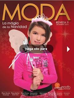 revista prisma moda infantil 12-2012