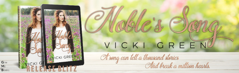 Noble's Song Release Blitz #Giveaway