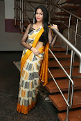 Lavanya Tripathi glam pics in saree-thumbnail-6