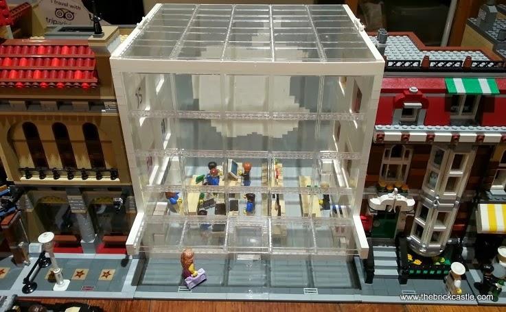 LEGO Apple shop iPad iPod iPhone