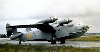 самолет бе 12