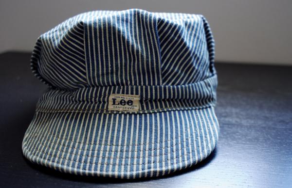 lee hat vintage