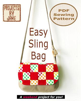 Tiny Happy Shoulder Bag Tutorial 94