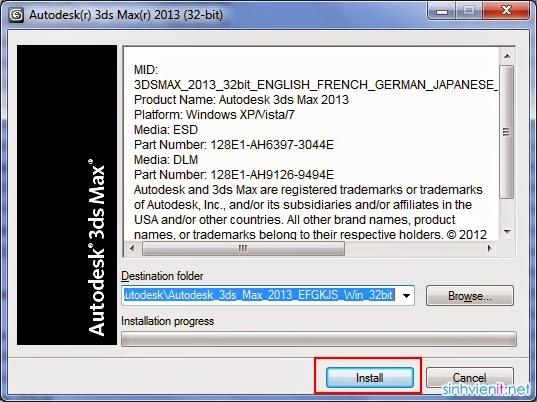 autodesk 3ds max 2013 32 bit crack