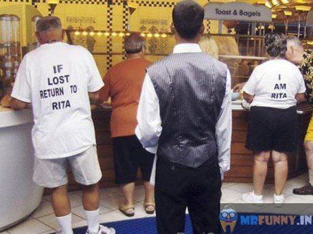 If Lost Return To Rita