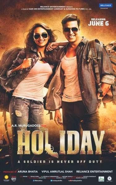Holiday (2014) Movie Songs Lyrics & Videos