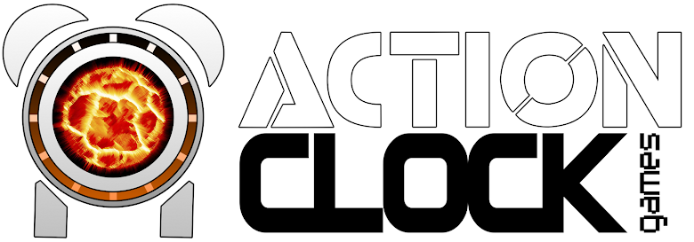 Action Clock Games