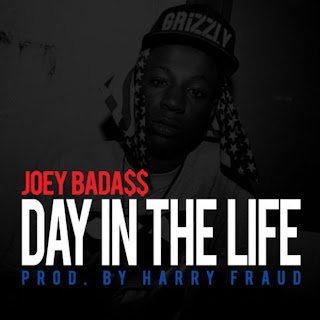 Joey Bada$$ and Harry Fraud link up