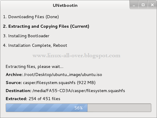 How to create a bootable USB   on Linux (kali Linux)