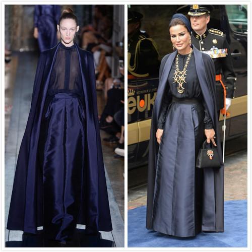 Loveisspeed Vanity Fair 39 S Best Dressed List 2011 Queen Of Qatar H H Sheikha Mozah