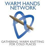 Gathering Warm Knitting for Cold Places