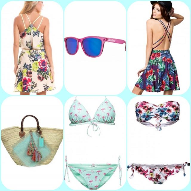 Tendencias Ropa de Playa Buylevard Verano 2015