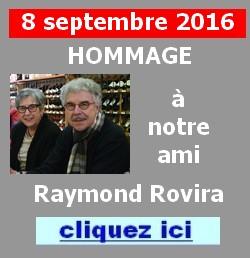 homage Raymond Rovira
