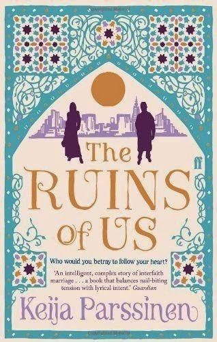 Sedang Membaca The Ruins Of Us by Keija Parssinen