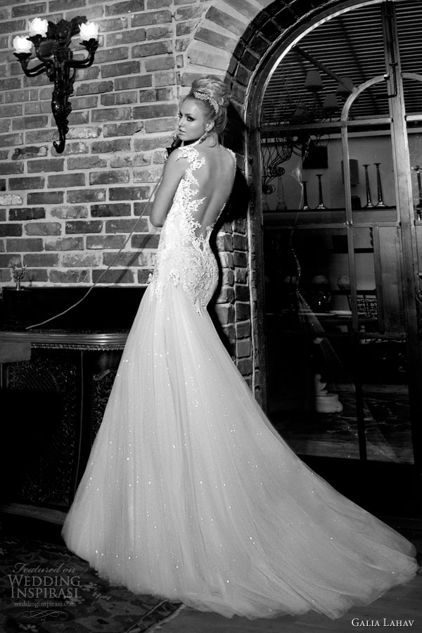 Some Models Dress Women: Galia Lahav Bridal Collection For 2013-