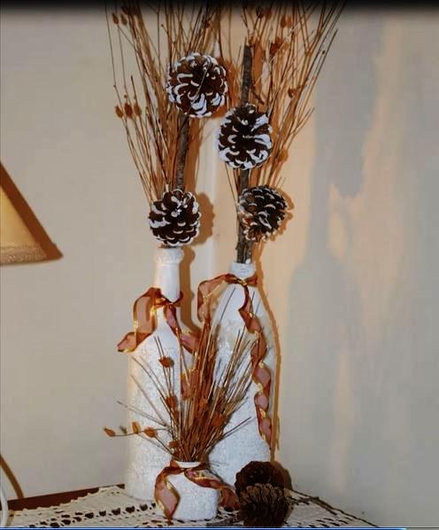 Los trucos de julieta en navidad no te olvides de reciclar for Como hacer decoraciones para el hogar