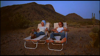Film - Raising Arizona - Starring Nicholas Cage and Holly Hunter (released in 1987)