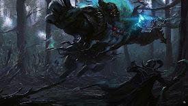 barathrum spirit breaker vs mortred phantom assassin dota 2 hero hd wallpaper