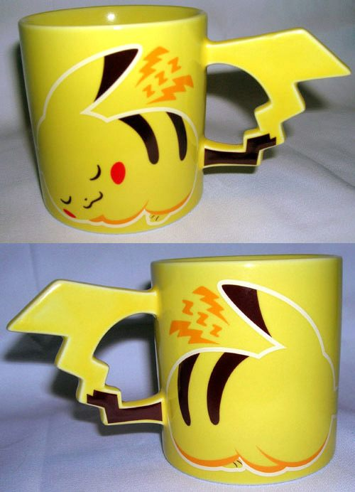 Caneca do Pikachu - Pokémon