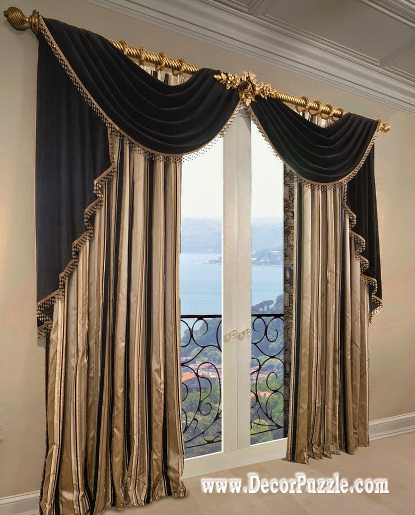 20 French Country Curtains And Blinds For Door And Windows