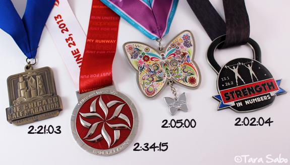 Chicago Half Marathon, Chicago Women's Half Marathon, Indianapolis Women's Half Marathon, Jost Running