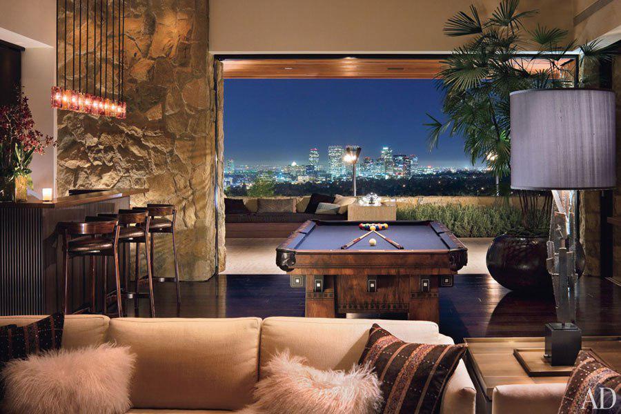 Jennifer Aniston S Beverly House Home Interior Design