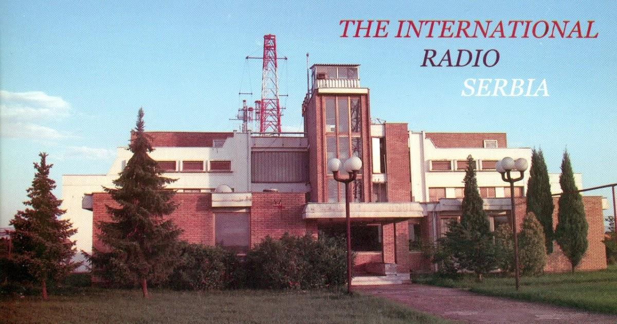 Vasilyu0026#39;s Big Radio Show!: QSL card from International Radio Serbia.