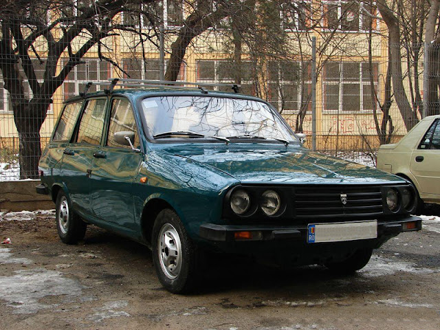 Dacia 1310 - Delta Galidi for Greece