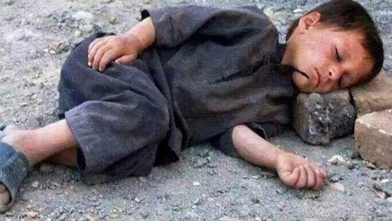 Lebih 137 kanak-kanak Syria dibunuh Russia