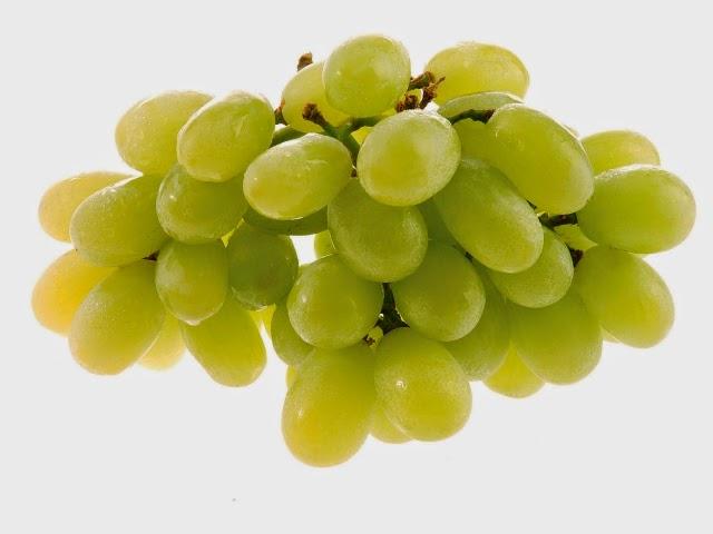 Если любимый фрукт (ягода) виноград, тест