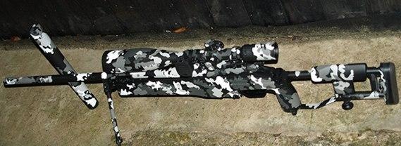 Guns - Снайперские винтовки серии Sako TRG