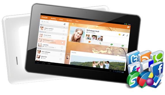 Tablet Advan Vandroid E3A