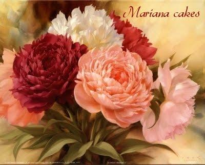 """Mariana""""s cakes"""