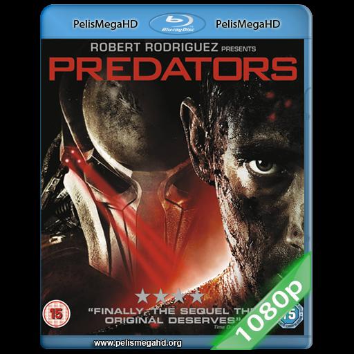 PREDATORS (2010) FULL 1080P HD MKV ESPAÑOL LATINO