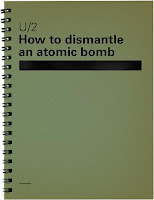 capa de How to Dismantle an Atomic Bomb, por U2