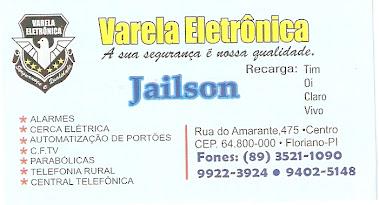 Varela Eletrônica - A sua segurança é nossa qualidade.