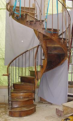 escaliers philippe lachaux. Black Bedroom Furniture Sets. Home Design Ideas