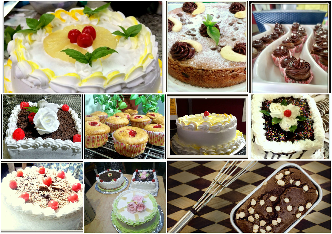 Professional cake making classes in pune