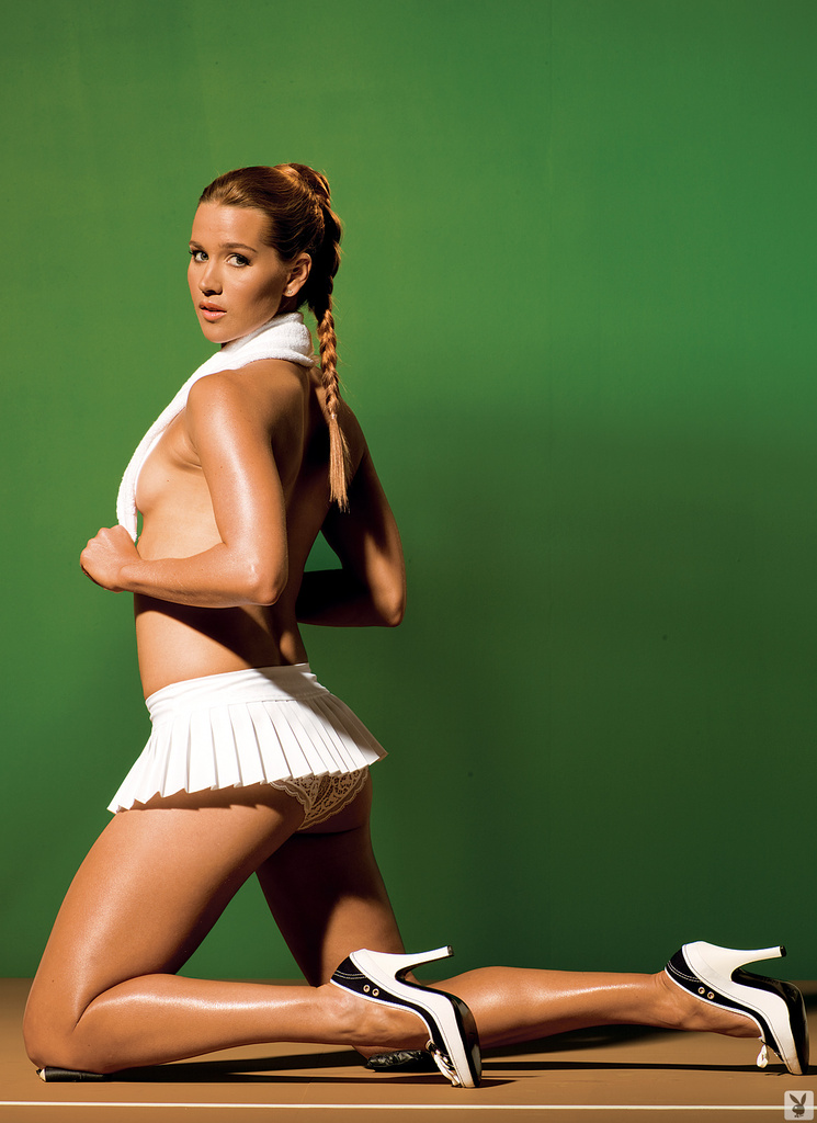 Hot sexy tennis girls