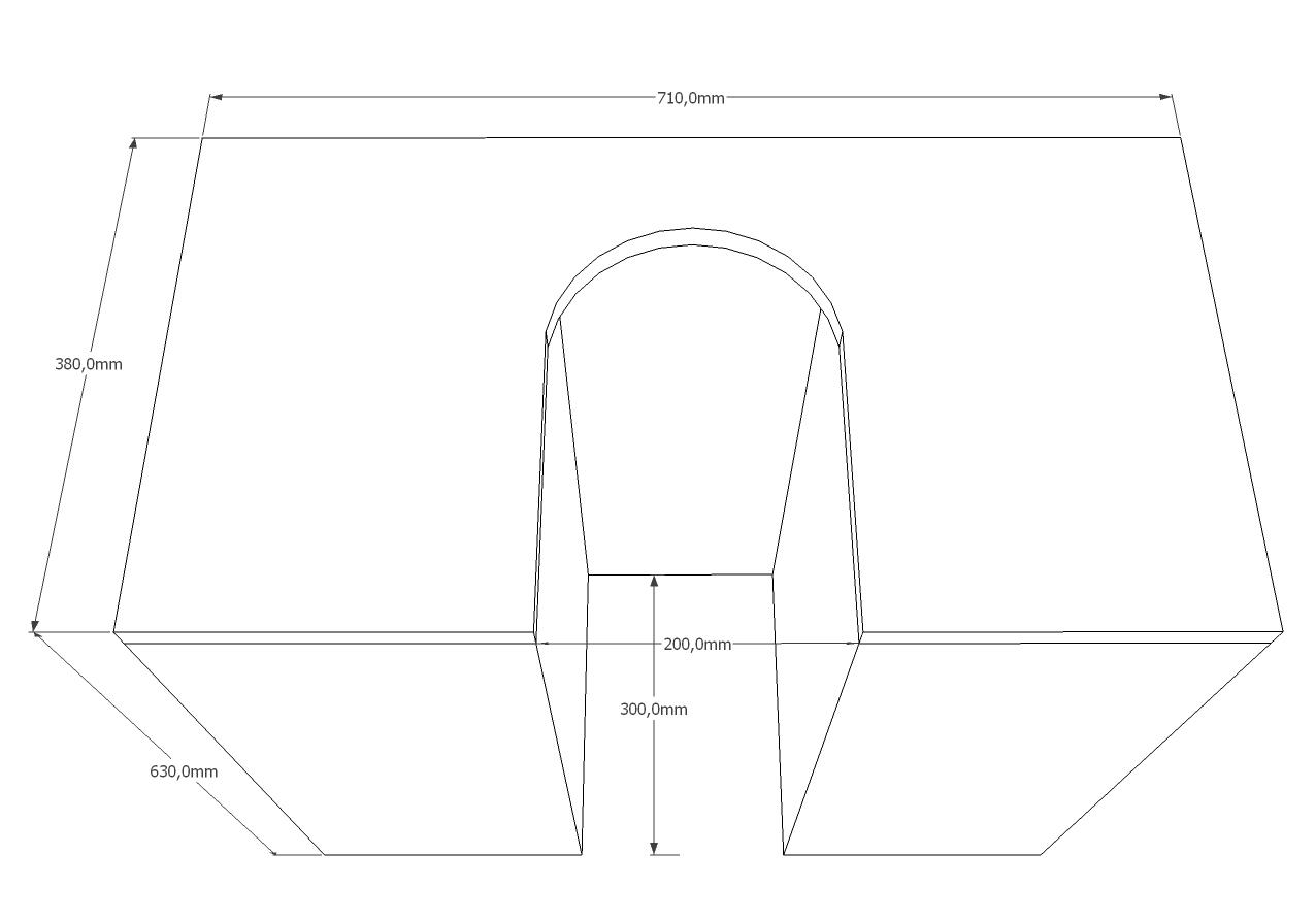 Mueble para lavabo pedestal tu cocina y ba o - Muebles de bano para lavabo con pie ...
