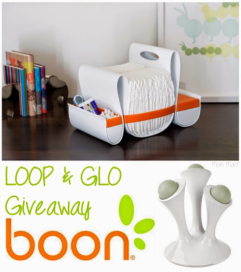 Boon LOOP & GLO Giveaway #Win #Giveaway