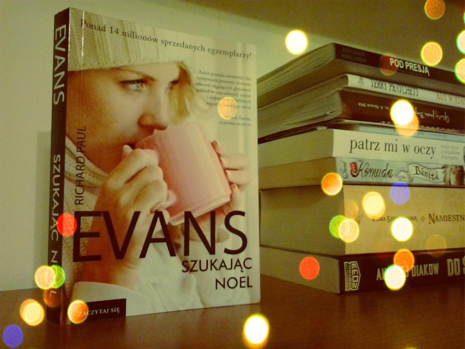 "Richard Paul Evans ""Szukając Noel"" + KONKURS"